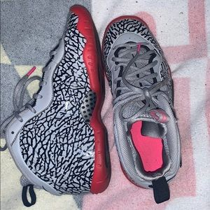 "Nike air foamposite pro ""elephant print"""